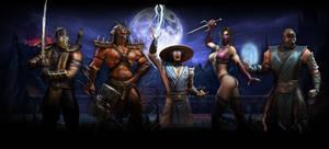 Mortal Kombat 9 Wallpaper 2