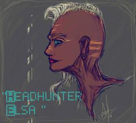 Headhunter Elsa by father12345