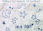 Star Doodles Brushes