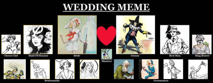 DorOjo Wedding Meme