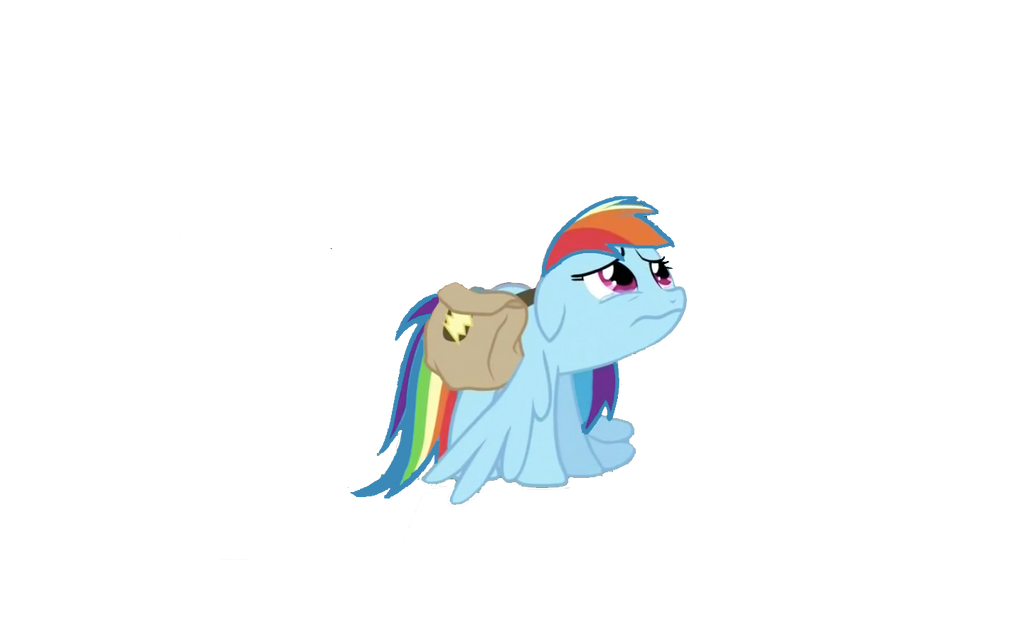 Crying Rainbow dash vector by cadence121 on deviantART