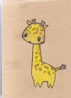 Giraffe by Balu90
