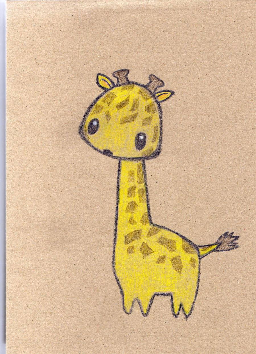 giraffe by balu90 on deviantart