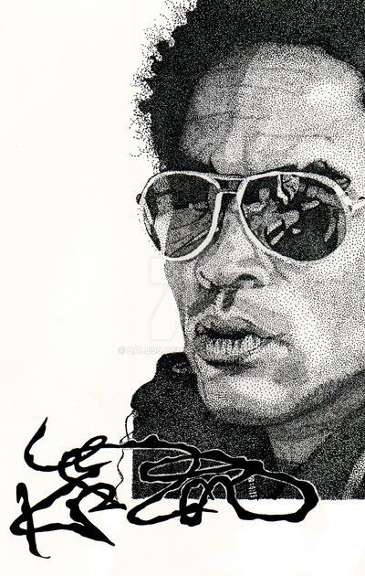 Lenny Kravitz by Balu90