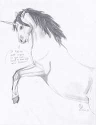 Unicorn by RuthlessWolves