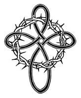 Celtic Cross by MeshiaSamurai