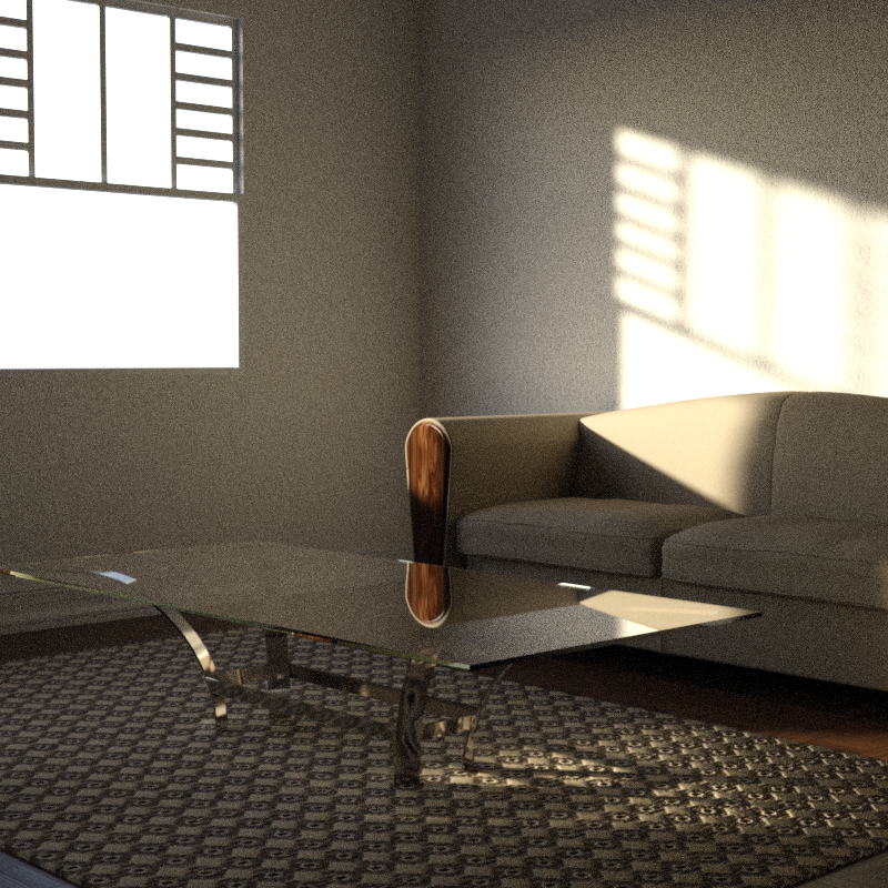 Random Room - Playing with light and glass by astralalex