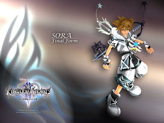 Sora: Final Form by DarkElements10