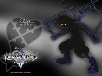 Sora: Shadow-Anti Form by DarkElements10