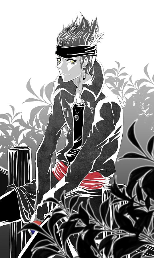 [commission] Hyun-Ki by Ze-RoFruits