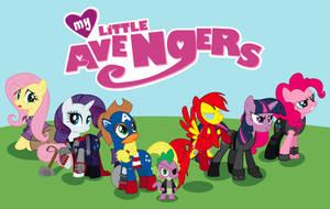My Little Avengers! by T-Jumblr
