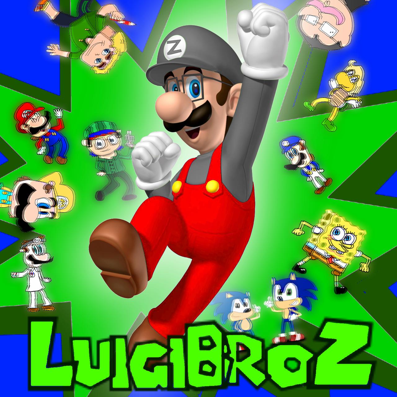 LuigiBroz's Profile Picture