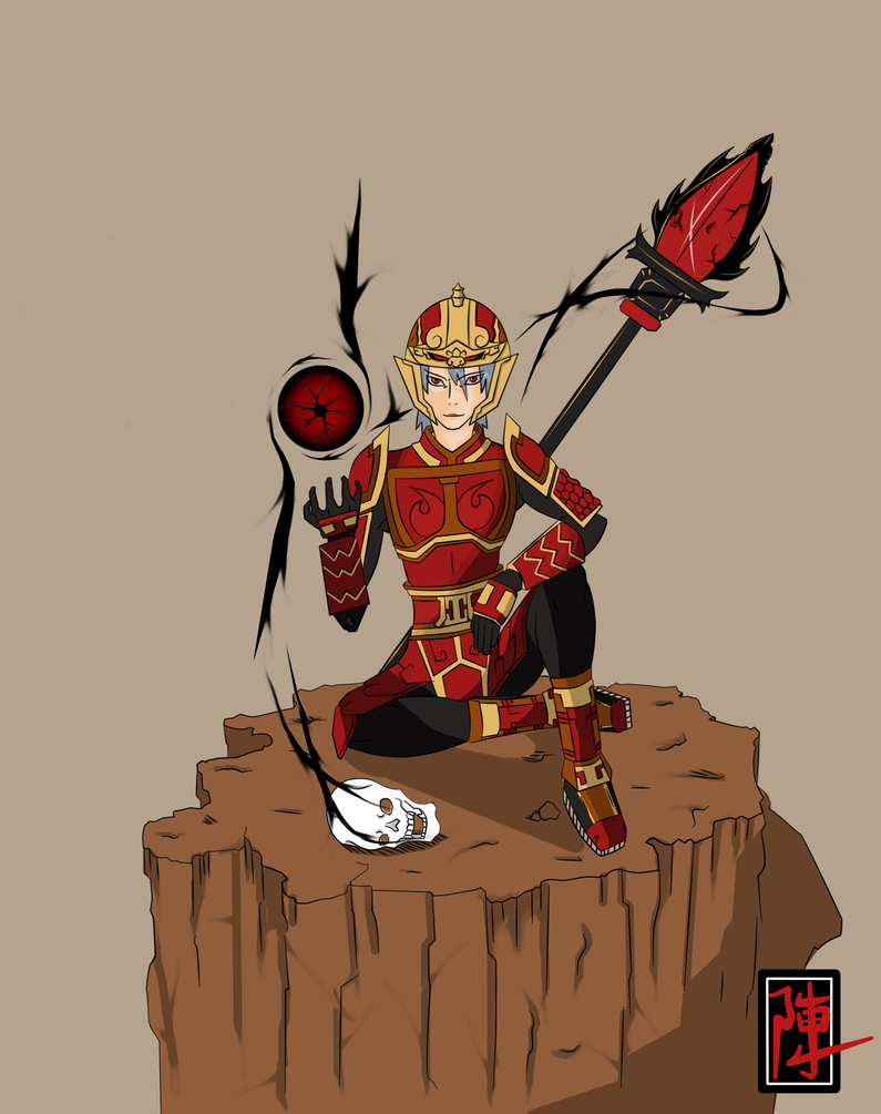 Blood Mercenary by Devilicous