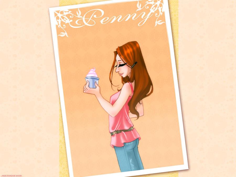 Penny by JadeGordon