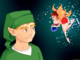 Fanart: Legend of Neil by JadeGordon