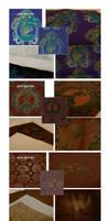 Fabric Designs II by JadeGordon