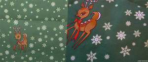 Deer Fabric