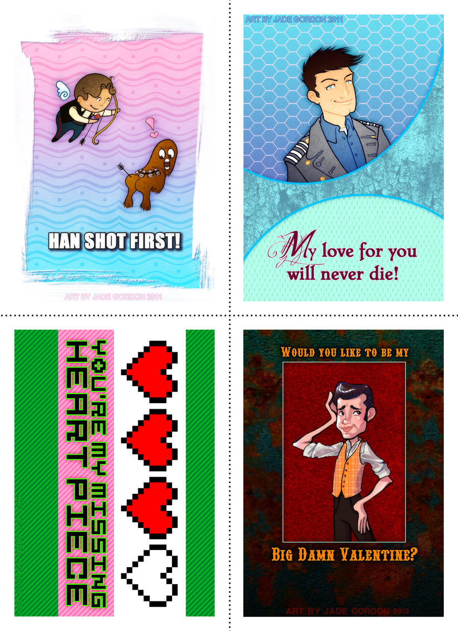 Be My Nerdy Valentine