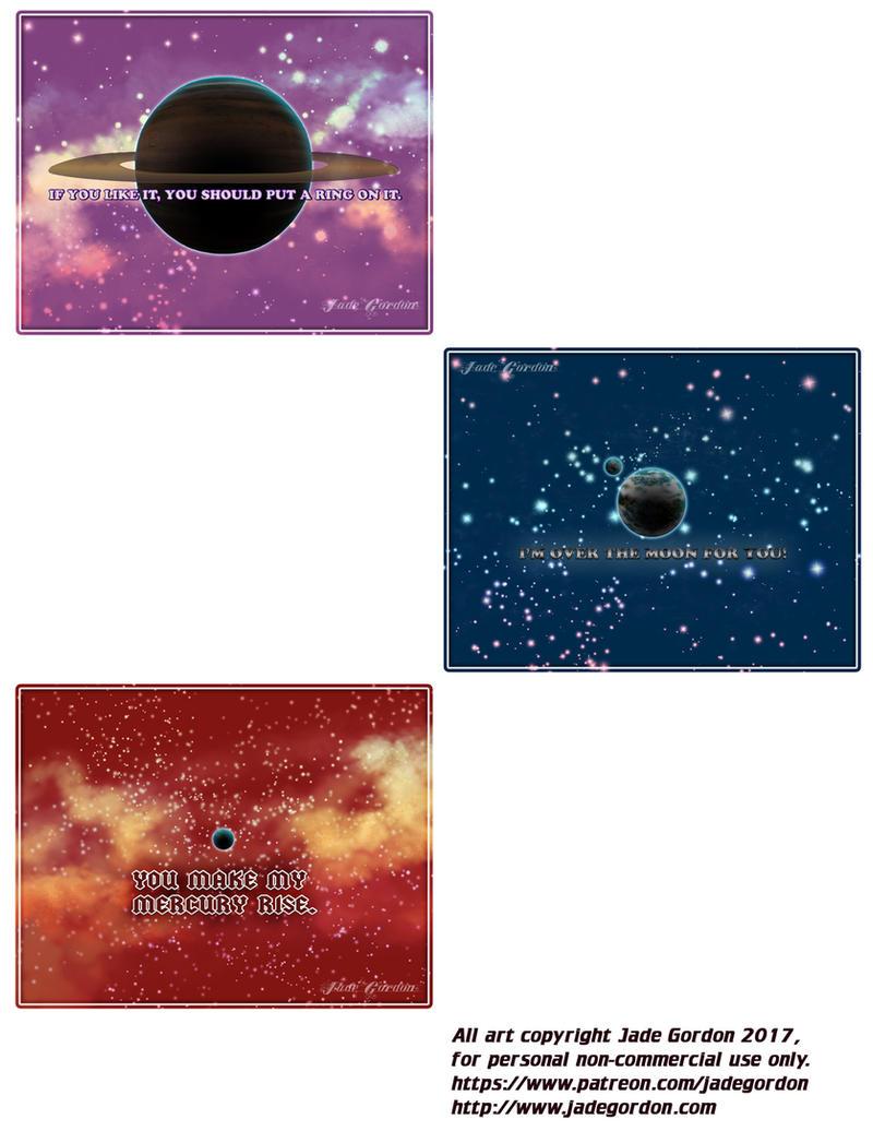 Space Valentines Part 2