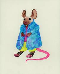 Rat in Menswear