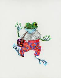 Froggy in Menswear