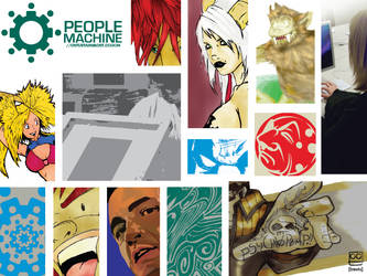 people machine