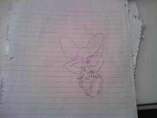 upside down by BadDraw