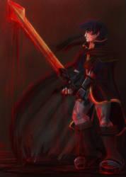 Ike's Taste of blood by Evanatt