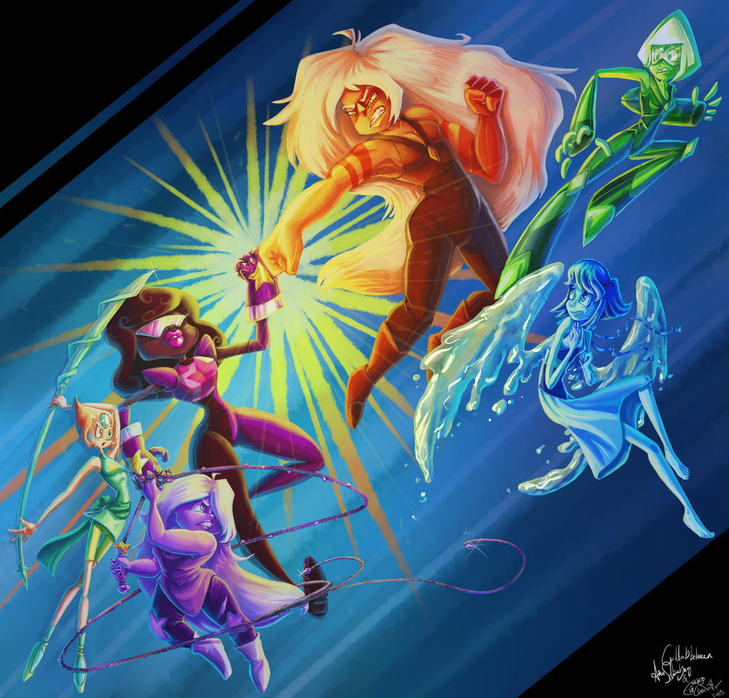 Steven Universe Collab