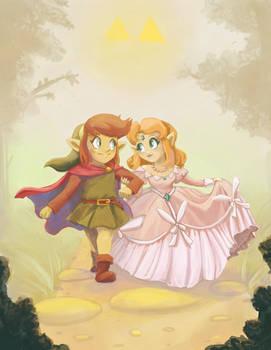 Peace in Hyrule - The Legend of Zelda