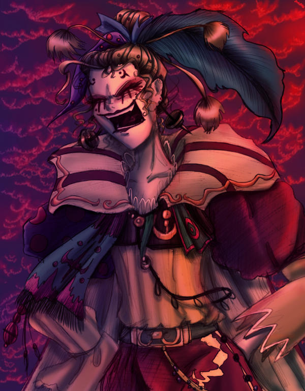 Eyes on Final Fantasy - Final Fantasy Fan Art Character Spotlight ...