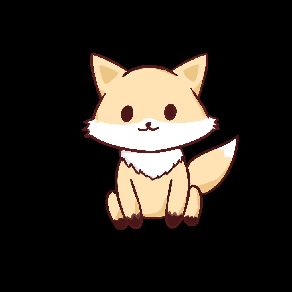 Uncategorized Kawaii Fox kawaii fox by cursedcrown96 on deviantart cursedcrown96