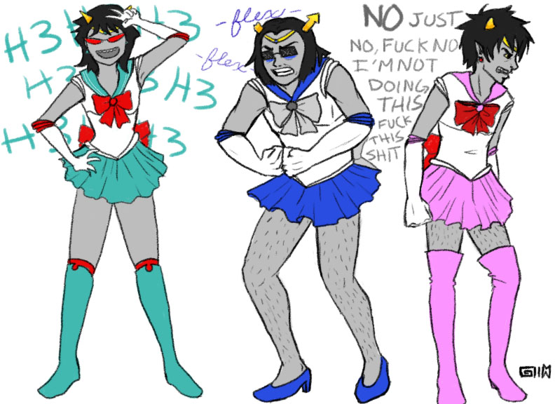 Sailorstuck by chastened