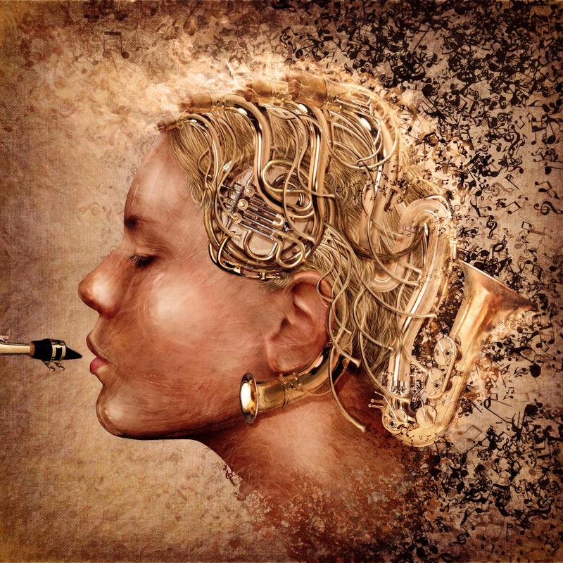Saxophonist 2012 by MindTuber