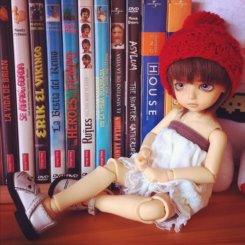 Julian (Ange Ai Hani Boy mode) by Anireda