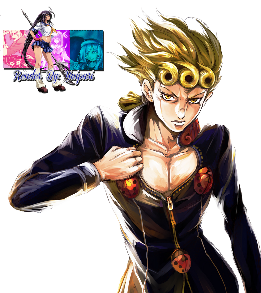 Giorno Giovanna Wallpaper By Mizoresyo On Deviantart