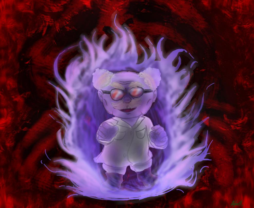 Andonuts Rage- Earthbound Halloween Hack by SketchingMKaiser on ...