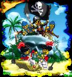 Lego Pirates fantasy