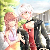 Date With Saeran by chiire