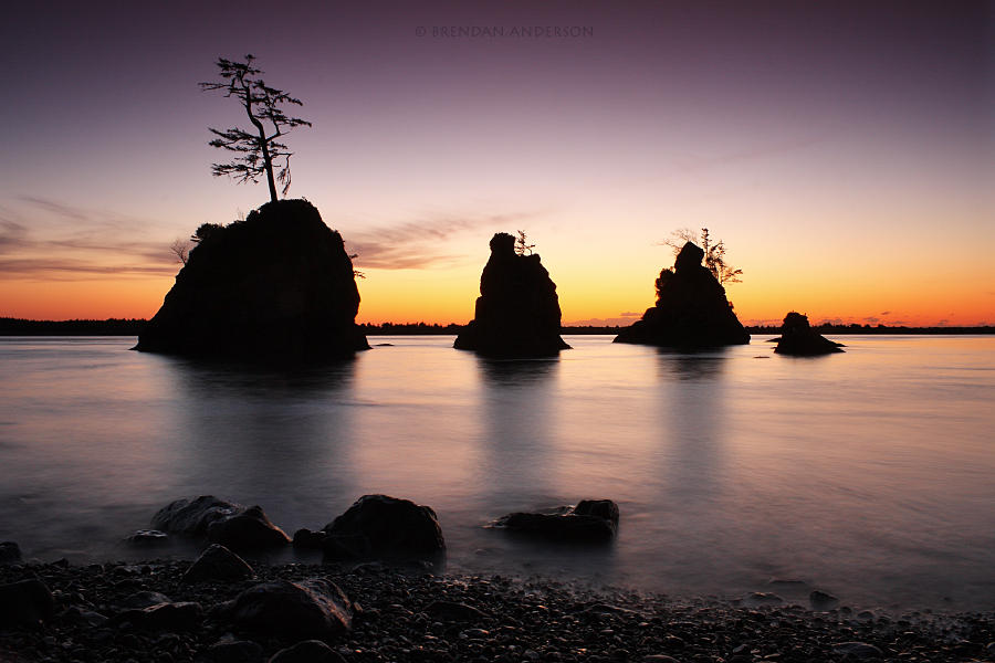 Three Graces - Oregon
