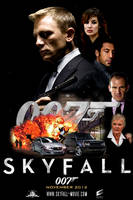 Skyfall Teaser Poster by DogHollywood