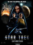 Star Trek Extinction Teaser Poster