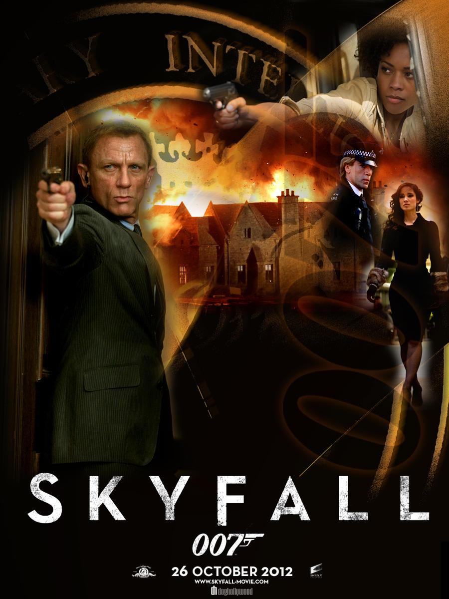 Skyfall by DogHollywood