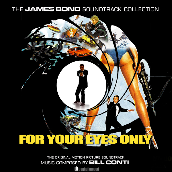 for your eyes only original movie soundtrack by