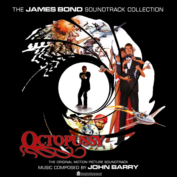Iphone wallpaper james bond - Octopussy Original Motion Picture Soundtrack By