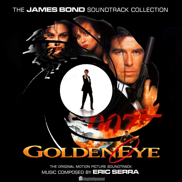 goldeneye original motion picture soundtrack by