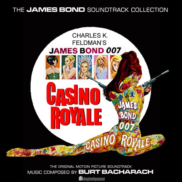 Casino Royale 2006 soundtrack  Wikipedia
