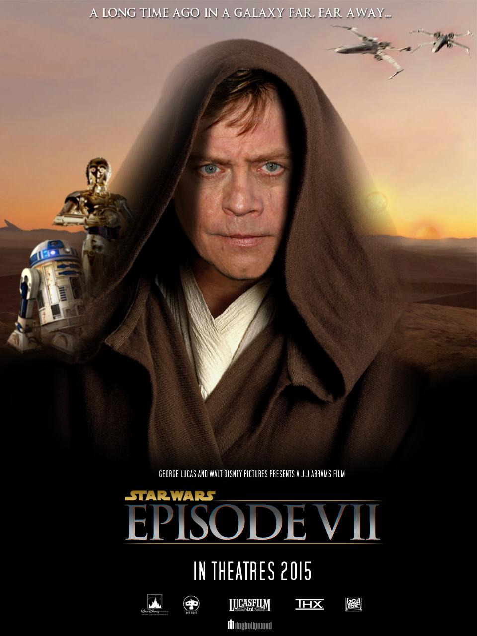 Star Wars Episode VII - Teaser 2 by DogHollywood