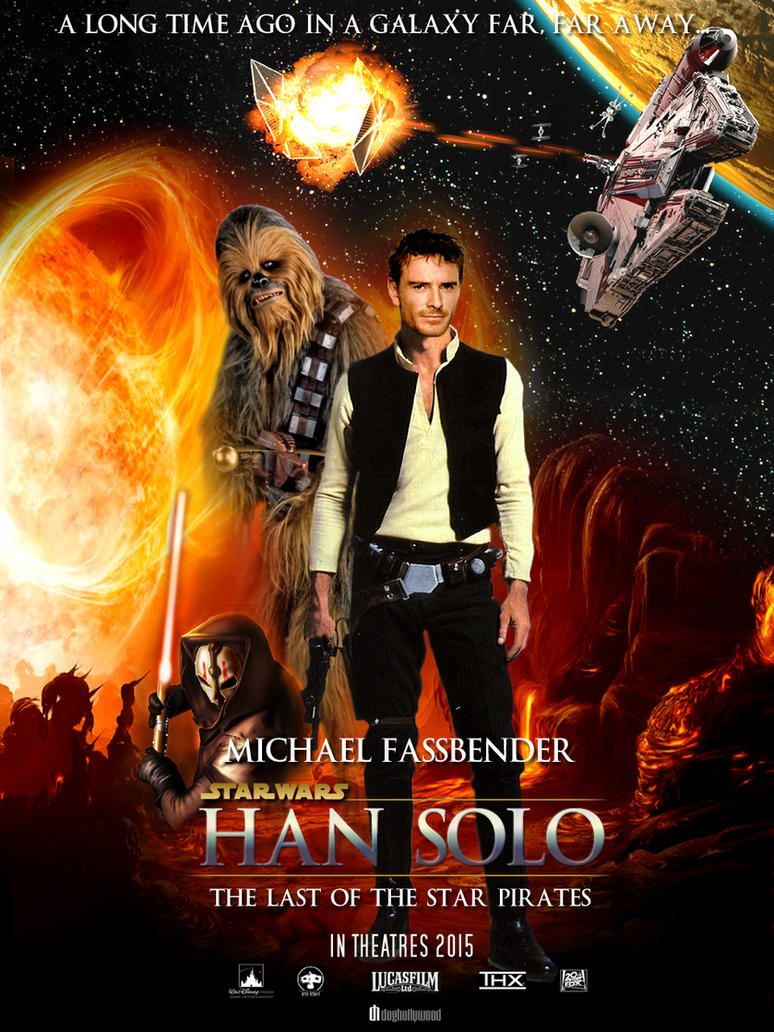 Star Wars: Han Solo Movie Teaser Poster by DogHollywood on ...