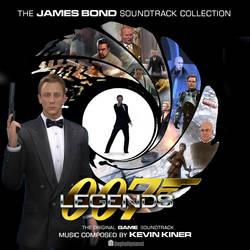 007 Legends Original Video Game Soundtrack by DogHollywood